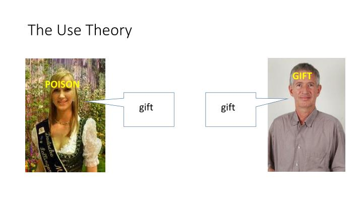 The Use Theory
