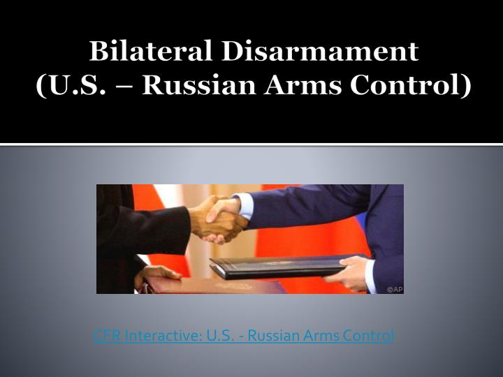 Bilateral Disarmament