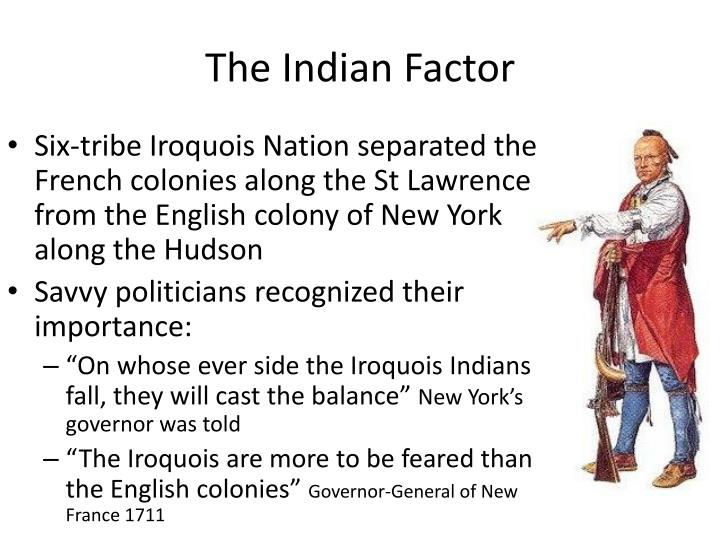 The Indian Factor