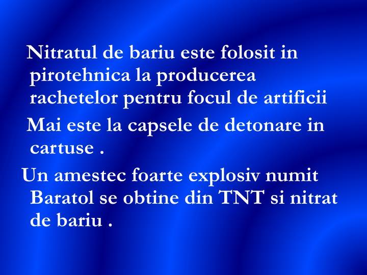 Nitratul