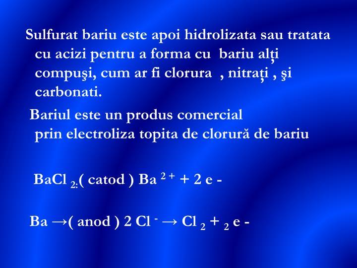 Sulfurat