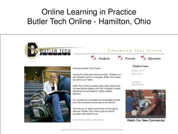 Online Learning in