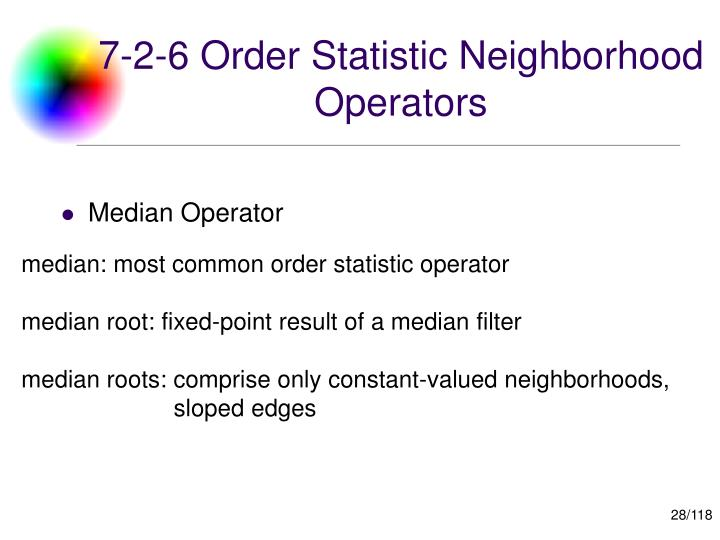 7-2-6 Order