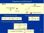 compton scattering 4