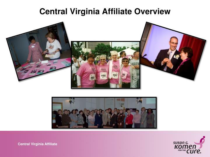 Central Virginia Affiliate