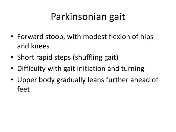 Parkinsonian
