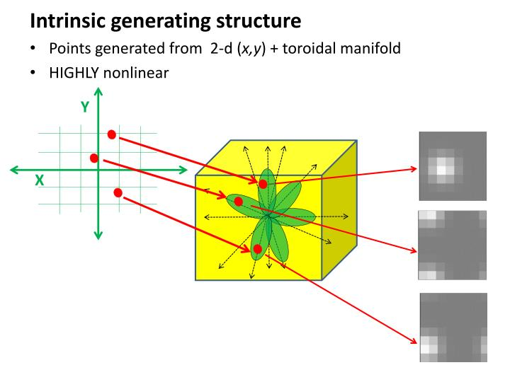 Intrinsic generating structure