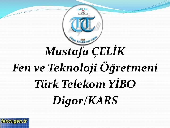 Mustafa ÇELİK