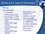 activity 4 2 4 laws of contraction