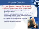 essential question5
