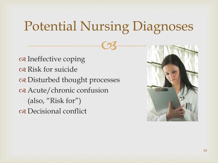 Potential Nursing