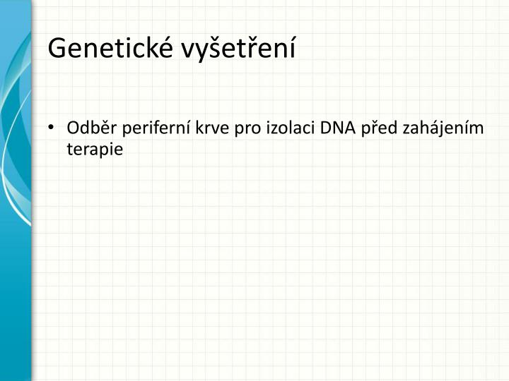 Genetické