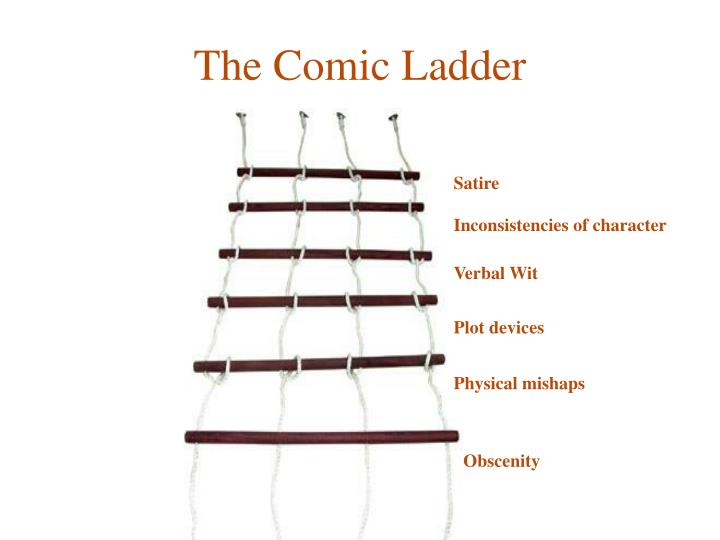 The Comic Ladder