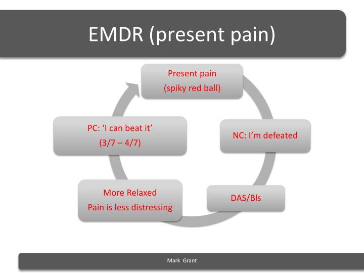 EMDR (present pain)