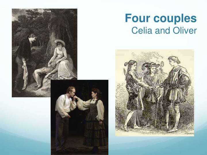 Four couples