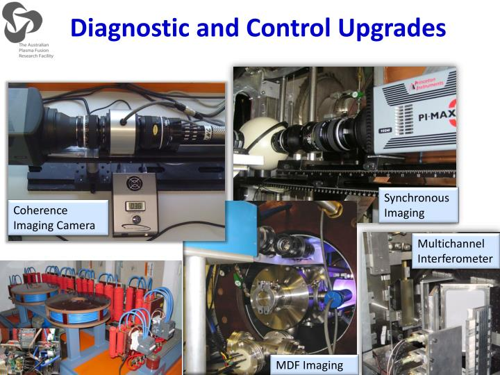 Diagnostic and Control Upgrades