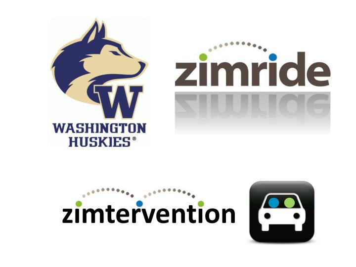 Zimtervention