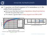 analysis homoegenity1