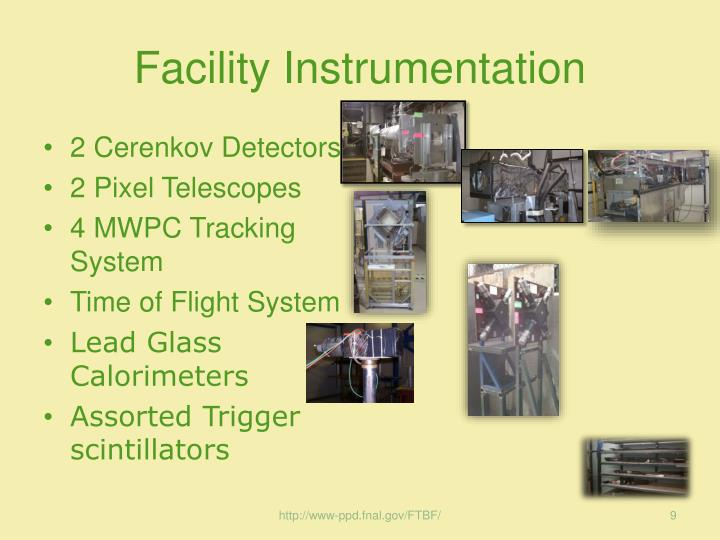 Facility Instrumentation