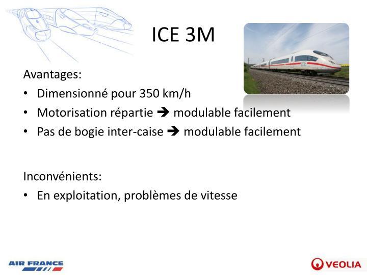 ICE 3M