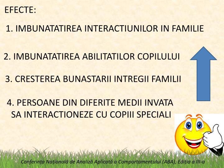EFECTE: