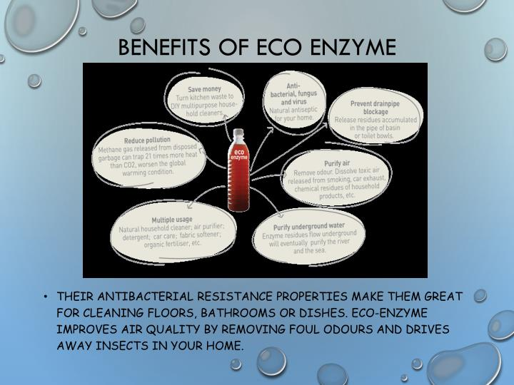 BENEFITS OF ECO ENZYME