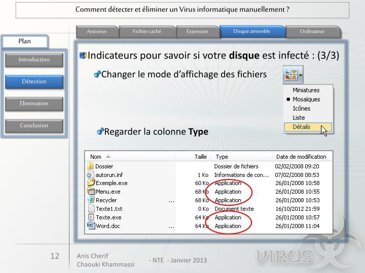 Comment détecter et éliminer un Virus informatique manuellement ?