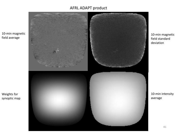 AFRL ADAPT product
