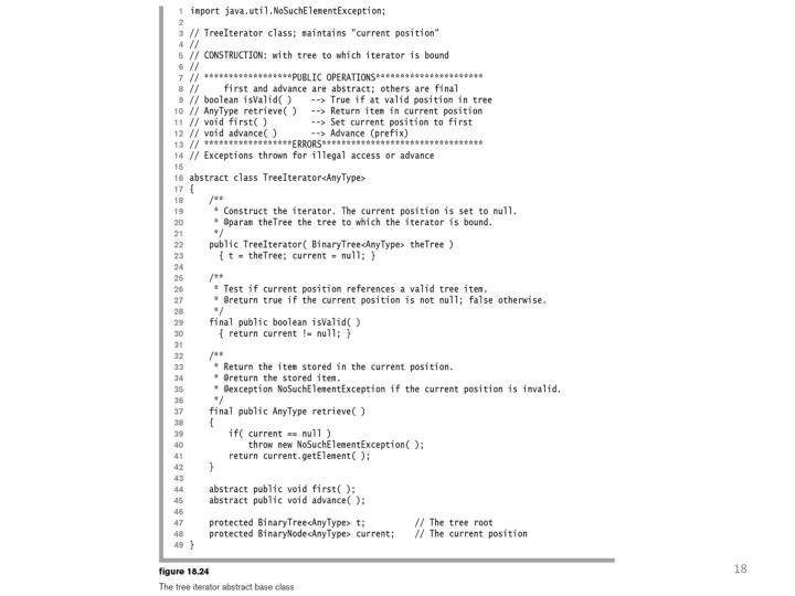 CSCI 3333 Data Structures