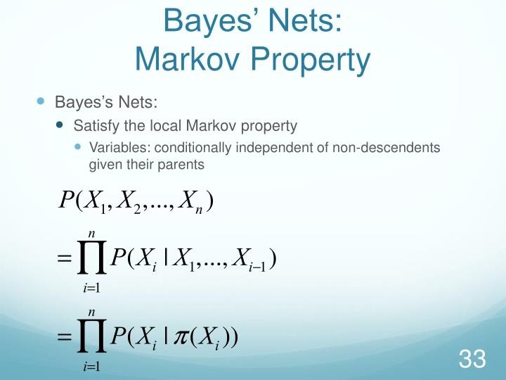 Bayes' Nets: