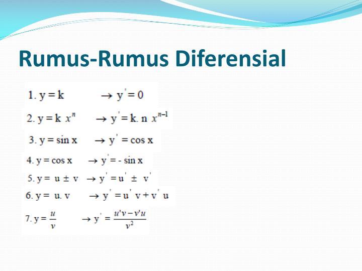 Rumus-Rumus