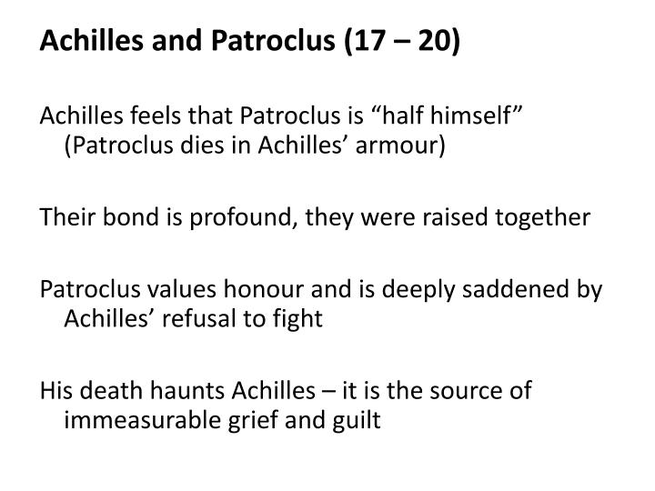 Achilles and