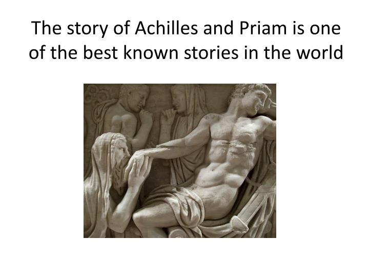 The story of Achilles and
