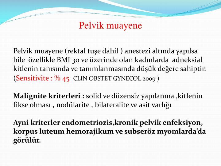 Pelvik