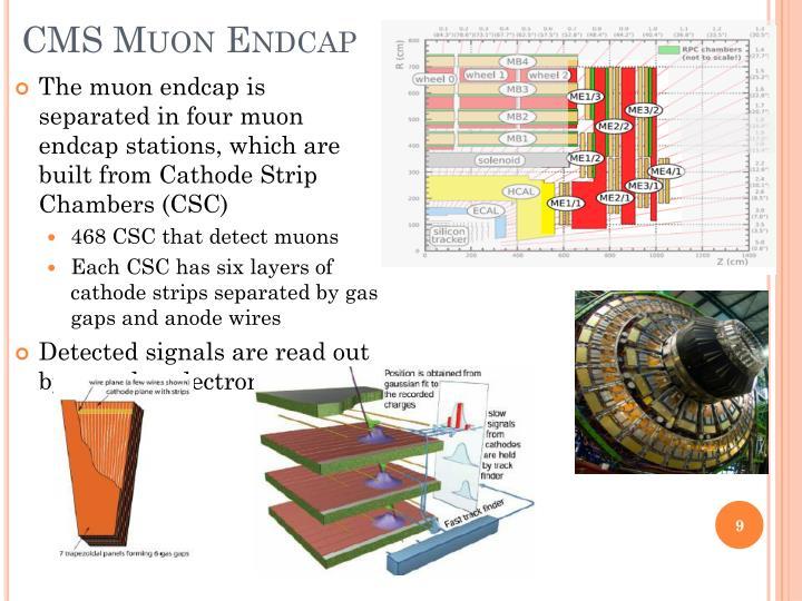 CMS Muon Endcap