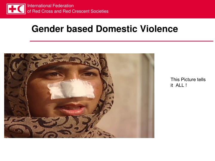 Gender based Domestic Violence