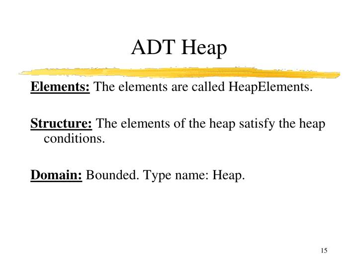 ADT Heap
