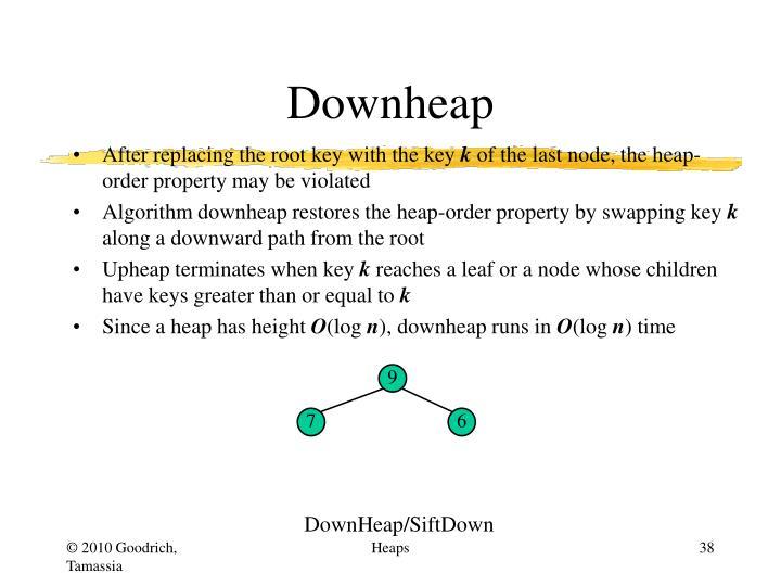 Downheap