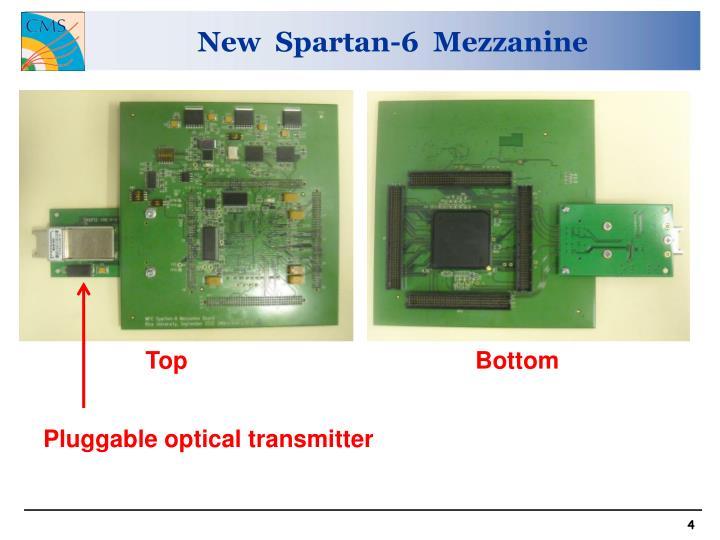 New  Spartan-6  Mezzanine