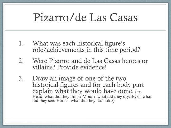 Pizarro/de Las Casas