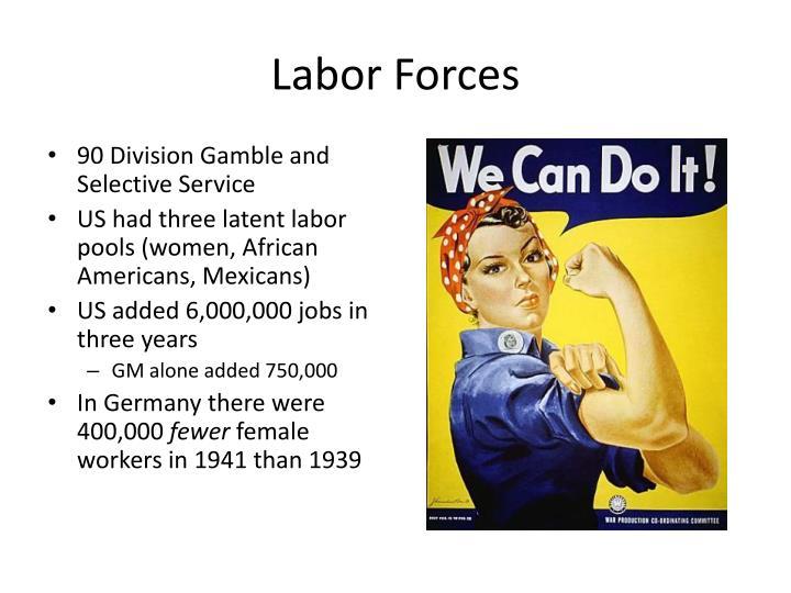 Labor Forces
