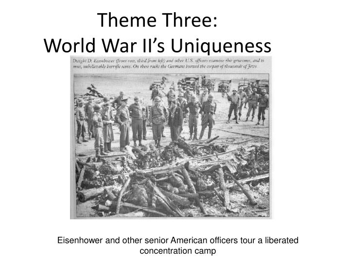 Theme Three: