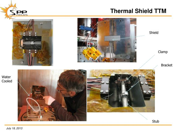 Thermal Shield TTM
