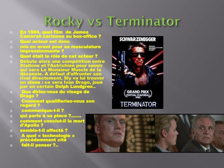 Rocky vs