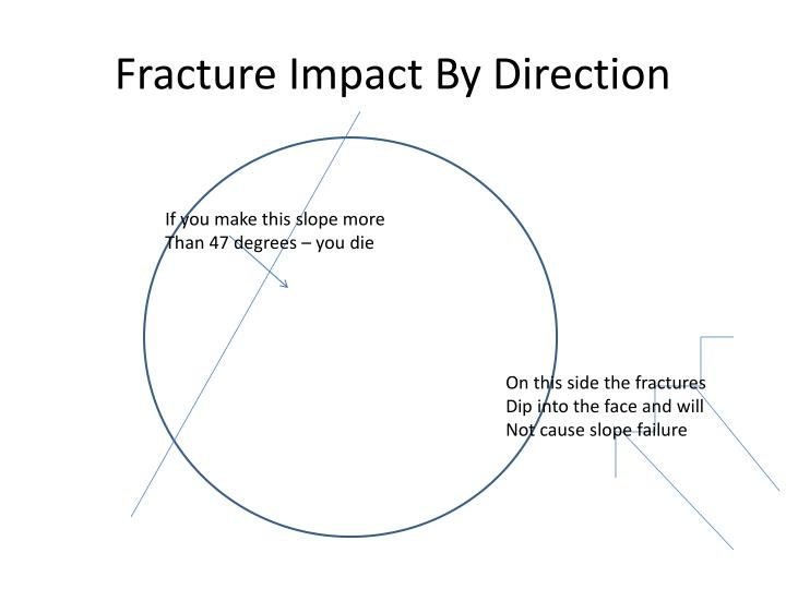 Fracture Impact By Direction