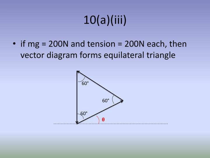 10(a)(iii)