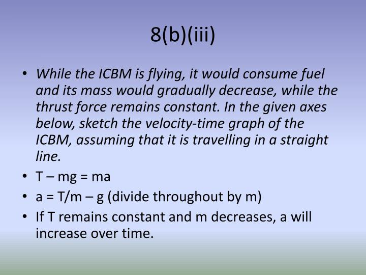 8(b)(iii)