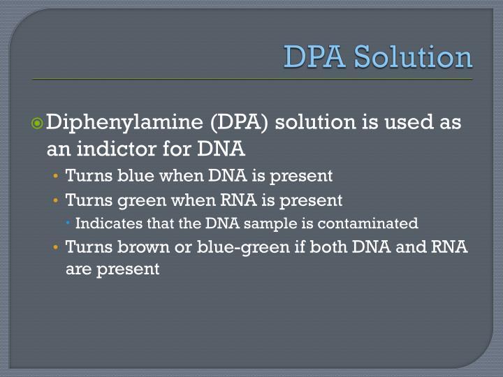 DPA Solution