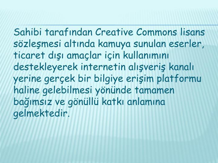 Sahibi tarafından Creative