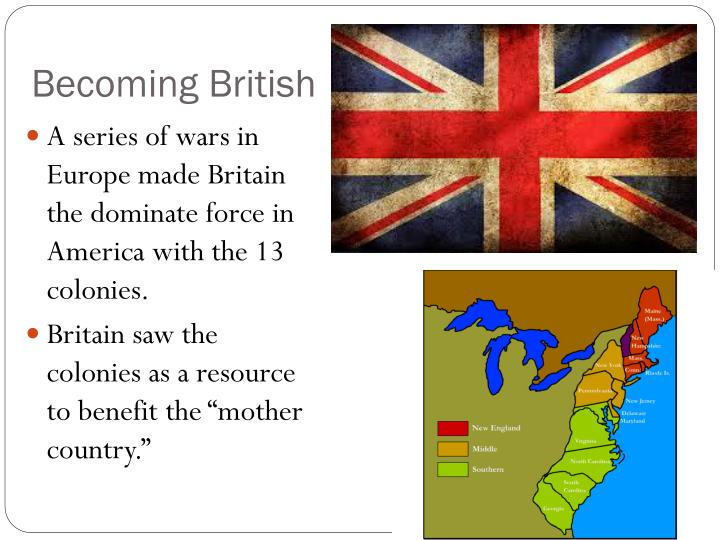Becoming British